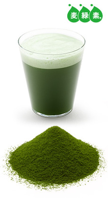 麦緑素(日本薬品開発㈱)